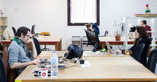 The Foundery coworking Barcelona